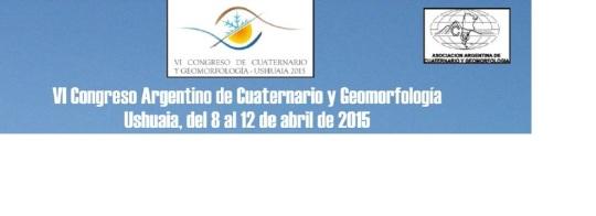 Congreso Cuaternario y Geomorfologia