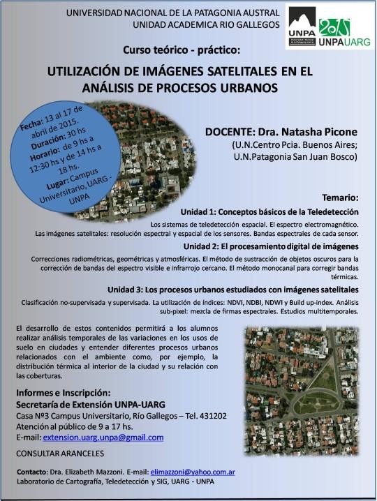 Afiche curso Picone